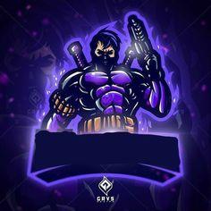 Team Logo Design, Logo Desing, Game Design, Design Art, Gaming Wallpapers, Cute Wallpapers, Logo D'art, 2560x1440 Wallpaper, Ninja Logo
