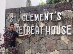 PINOY ECO TRAVELER: St. Clement Retreat House, Pinoy, Spirituality, Park, Travel, La Paz, Viajes, Spiritual, Parks