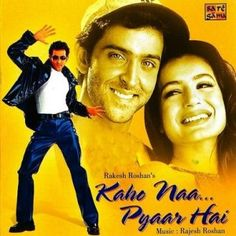 Kaho Naa... Pyaar Hai (2000) Bollywood Romance -Movies Festival – Watch Movies Online Free!