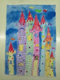 がじゅく 聖蹟桜ヶ丘スタジオ: 11月 2012子供の素敵な絵や工作をピンボードに集めています。(子供・習い事・お絵かき・絵画造形) がじゅくはブログランキングに参加しています。ポッチとよろしくお願いします 教育ブログ 図工・美術科教育>>   http://education.blogmura.com/bijutsu/  Thank You! がじゅく  Arts and crafts, children, infant, painting, kindergarten, Tokyo, art education, three-dimensional modeling, drawing, lessons,