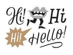 Hello wip 2 by Olga Vasik