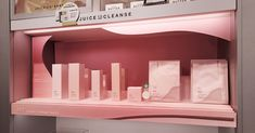 VMD, design, retail, cosmetic, module, chicor Retail, Display, Projects, Design, Floor Space, Log Projects, Blue Prints, Billboard