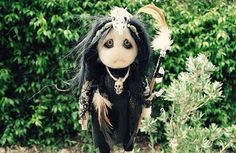 "LOVE LOVE LOVE the custom handmade dolls of @dolldrums! This is one of my favs but Kylie has a whole new line of ""Spirit Animal"" Dolls go check them out they're ADORABLE!  via BEAUTIFUL BIZARRE MAGAZINE OFFICIAL INSTAGRAM - Celebrity  Fashion  Haute Couture  Advertising  Culture  Beauty  Editorial Photography  Magazine Covers  Supermodels  Runway Models"