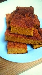 Bolo Saudável de Laranja, Cenoura e Curcuma | Healthy Cake: orange, carrot and tumeric