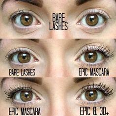 22e07d01bd3 19 Best MASCARA! images in 2017 | 3d fiber lashes, Cute hair, Hair ...