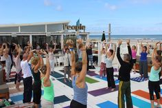 Do-In Yoga Beach Festival 2017 met juni-actie