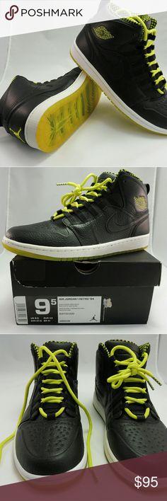 🆕Nike Air Jordan 1Retro '94 men's sneakers, NEW Nike Air Jordan 1Retro '94 men's sneakers, NEW Nike Shoes Sneakers