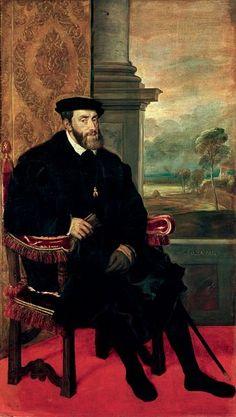 Karel V (1500 Nederland als bestuurlijke eenheid)
