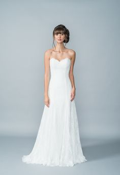 Lis Simon Style Hyatt offered exclusively at Something White Bridal Boutique!