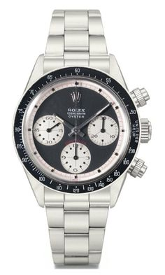 Rolex Cosmograph Daytona Ref 6263 Paul Newman $1 million