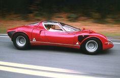 1967 Alfa Romeo Tipo 33 Stradale ✏✏✏✏✏✏✏✏✏✏✏✏✏✏✏✏ IDEE CADEAU / CUTE GIFT IDEA  ☞ http://gabyfeeriefr.tumblr.com/archive ✏✏✏✏✏✏✏✏✏✏✏✏✏✏✏✏