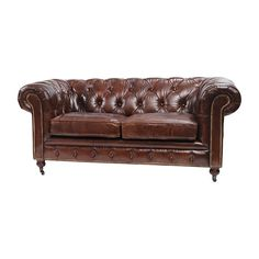 Go Home British Isle London Chesterfield Sofa | Pure Home