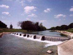 Blanco River, Blanco State Park, Blanco Texas