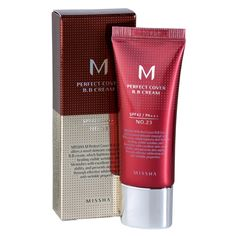 Missha M Perfect Cover Missha, Anti Wrinkle, Caviar, Bob, Healing, Lipstick, Skin Care, Cream, Beauty