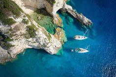 Bootsausflug nach Paxos - Alle wichtigen Korfu Tipps auf einen Blick | Urlaubsguru