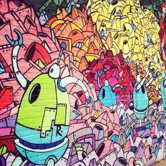 Rugged Flair | Street Art | Williamsburg, New York