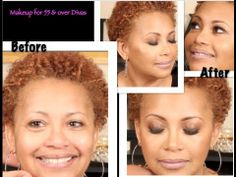 Women over 50 makeup Eyes: dipdown fluid line -mac as her base embark eyeshadow by mac for lid folie for the crease by mac saddle to blend by ben nye eyebrow. Makeup Tips For Older Women, Makeup Over 50, Aging Gracefully, Beauty Products, Eyeshadow, Make Up, Lights, My Style, Hair