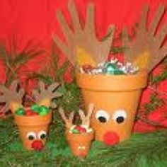 Cute Christmas craft:)
