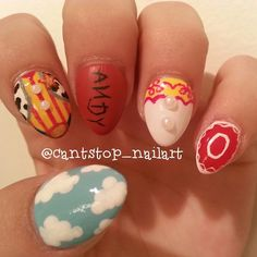 Toy Story Nails!