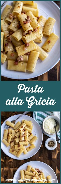 Orzo Pasta Recipes, Yummy Pasta Recipes, Seafood Pasta, Pasta Dishes, Crispy Pork, One Pan Meals, Pesto Recipe, Classic Italian, How To Cook Pasta