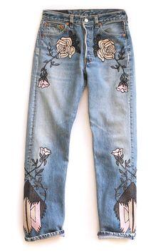 Дикие сердцем:30 сумашедших пар джинсов в интернет-магазинах
