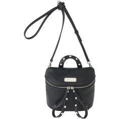 a6a1ed27bbc1 Marc by Marc Jacobs Canteen Rivets ( 298) ❤ liked on Polyvore featuring bags