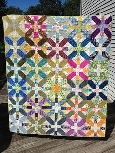 X Plus Quilt | Flickr - Photo Sharing!
