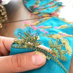 Stitch Crochet, Crochet Borders, Square, Lace Making, Bargello, Indian Designer Wear, Tricks, Hand Embroidery, Tatting