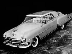 Chrysler La-Comtesse Concept Car '1954