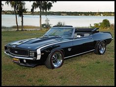 MOMMA NEEDS THIS CAR!!!  1969 Chevrolet Camaro RS/SS Convertible 396/400 HP, 4-Speed