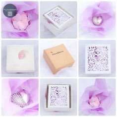 Digital Wedding Packages should never be ugly. USB packaging by Claire Watson Photography.