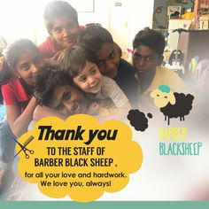 Your hair at its best. Visit: barberblacksheep.in/ #barber #barbershopconnect #barbershop #hairstyles #babyhair #babyhaircut #kidhaircut