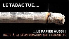 Stop à la désinformation sur la cigarette électronique Blog, Journal, Electronic Cigarette, Blogging