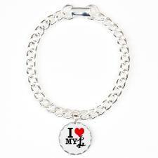 I (Heart) My Parabatai! - Charm Bracelet, One Char Denny, will you be my parabatai?