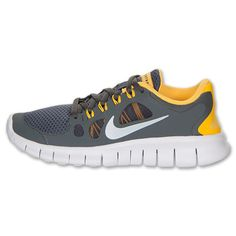 Boys' Grade School Nike Free Run 5 Running Shoes