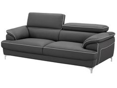 Time To Try a Recliner Sofa. A reclining couch permits you to relax totally in the most comfy of positions, as your legs recline in the chair, it fully supports your back and neck. Sofa Upholstery, Fabric Sofa, Upholstered Chairs, Lounge Sofa, Sofa Chair, Sofa Set, Mid Century Modern Furniture, Modern Sofa, Sofa Furniture