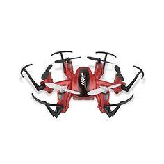 Showkoo JJRC H20 2.4G 4 canales 6-Axis Gyro Quadcopter Drone CF con el modo sin cabeza Una tecla Retorno RTF RC Quadcopter (Rojo) - http://www.midronepro.com/producto/showkoo-jjrc-h20-2-4g-4-canales-6-axis-gyro-quadcopter-drone-cf-con-el-modo-sin-cabeza-una-tecla-retorno-rtf-rc-quadcopter-rojo/