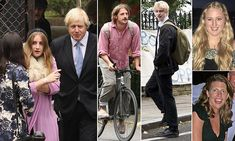 Boris Johnson has at least five children. The Prime Minister and Marina Wheeler have four children. He also fathered one child with art consultant Helen Macintyre out of wedlock. How Many Kids, Farm Hero Saga, Boris Johnson, Prime Minister, Mail Online, Daily Mail, Sons