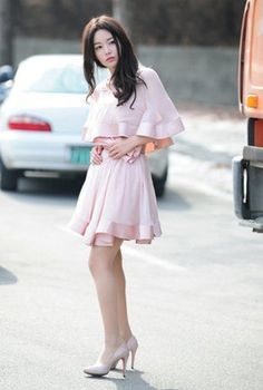 Korean Drama 49 Days Dress