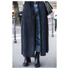 giada wearing margiela tabi boots, milan.  #margiela #streetstyle #mmu #fw16 #bleumode