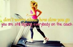 Go for it! Exercise!