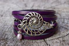Shell Bracelet, Beach Jewelry Gift for Women, Beach Themed Jewelry, Sister Nautical Jewelry Birthday, Daughter Seashell Bracelet, Sea Gift
