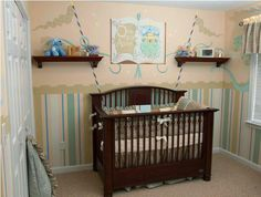 simple baby rooms design
