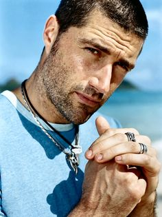 Matthew Fox - Jack Sheppard on Lost