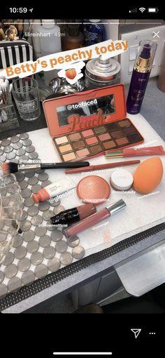 Lili Reinhart Shares Peachy Betty Cooper Makeup on Instagram Stories | Teen Vogue