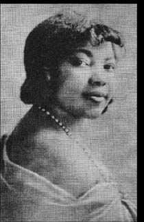2003 ♦ Sippie Wallace (1898 - 1986) - American singer-songwriter.