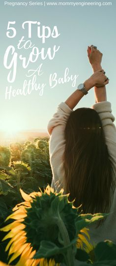 Melissa is aHolistic Health & Nutrition Counselor and the perfect person to offer these 5 tips on how you can grow a healthy baby!  Healthy Pregnancy   Healthy Baby   Pregnancy Series   Pregnancy Tips