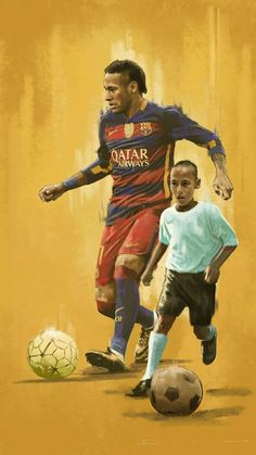 Neymar..... small things can change into something big