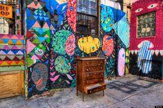 Hipster Neighborhoods Of US: Top 10 Hipsterhoods (PHOTOS) Brooklyn