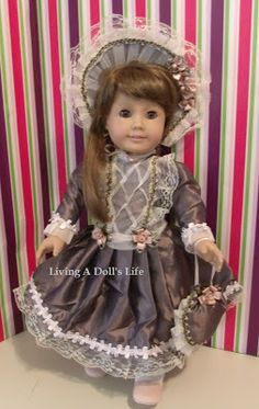 Living A Doll's Life : *Opening* Victorian Dresses